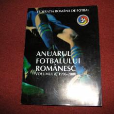 Anuarul fotbalului romanesc - vol.8 - (1996-2000)