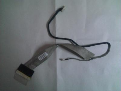 Panglica cablu display laptop Lenovo G555 foto
