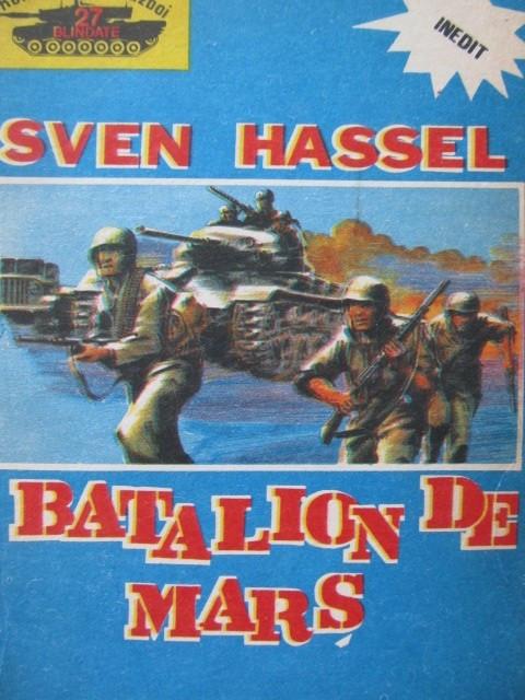 Batalion de mars - Sven Hassel foto mare
