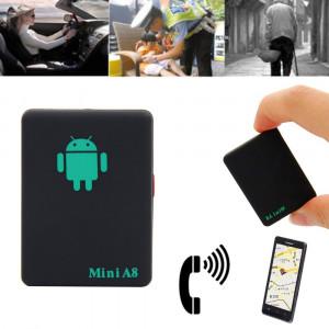 GPRS Tracker A8 Microfon Spion Dispozitiv Urmarire gprs, Alarma Sim Gsm