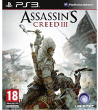 Assassin's Creed III  -  PS3 [second hand], Actiune, 18+, Single player