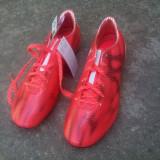Ghete de fotbal Adidas F10, 46, Rosu