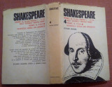 Opere Complete. Volumul 4. Editie critica si cartonata - Shakespeare