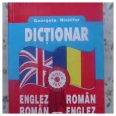 Georgeta Nechifor Dictionar englez Roman