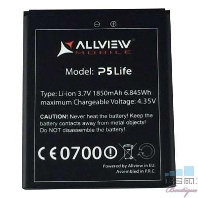 Baterie Acumulator Allview P5 Life Li-ion 1850 mAh 6.845 Wh foto
