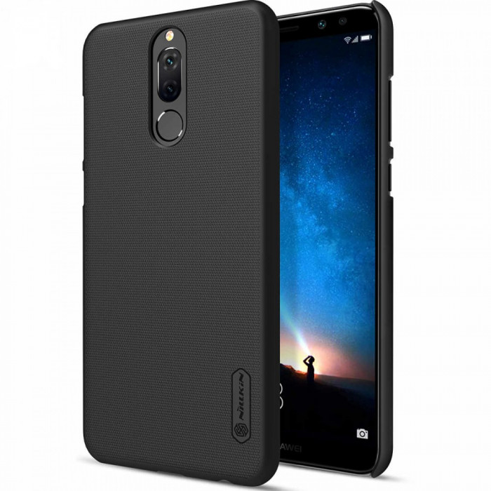 Husa Nillkin Super Frosted Shield Huawei Mate 10 Lite foto mare