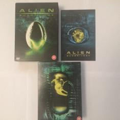 Alien Quadrilogy - Filme Horror Set 9 DVD-uri Originale, Engleza