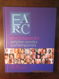 ENCICLOPEDIA ARTISTILOR ROMANI CONTEMPORANI VOL VIII