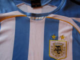 TrIcou fotbal - ARGENTINA, XL, Din imagine, Nationala