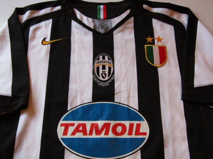 TrIcou NIKE fotbal - JUVENTUS TORINO (aniversare 100 de ani)