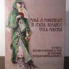 Modă și mondenitate în spațiul românesc, epoca modernă.Maria -Camelia Ene