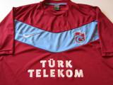 TrIcou NIKE fotbal - TRABZONSPOR (Turcia), L, Din imagine, De club