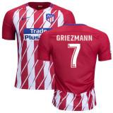 Tricou Atletico Madrid,7 Grinzman,Model 2018-2019, XL, XS, Din imagine, De club