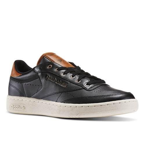 Pantofi Barbati Reebok Club C 85 PL AR1285 foto mare