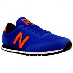 Pantofi Barbati New Balance U410 U410SBO, 43, Albastru, New Balance