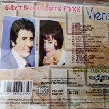 Gilbert Becaut, Connie Francis - Viens, CD