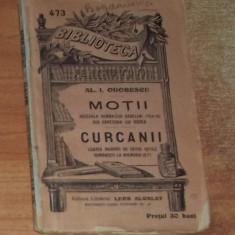 Al. I. Odobescu - Motii Curcanii (Biblioteca pentru toti 473)
