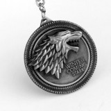 Breloc Casa Stark GoT - Game of Thrones