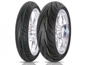 Motorcycle Tyres Avon Storm 3D X-M ( 120/60 ZR17 TL (55W) Roata fata ) foto