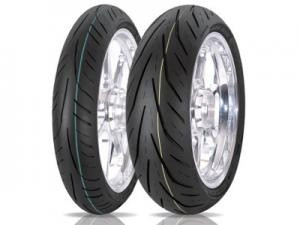 Motorcycle Tyres Avon Storm 3D X-M ( 120/60 ZR17 TL (55W) Roata fata )