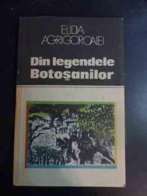 Din Legendele Botosanilor - Elidia Agrigoroaiei ,543794 foto