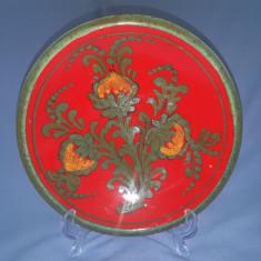 Farfurie decorativa veche Italia