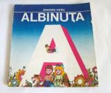Albinuța. Abecedar muzical, Grigore Vieru, 1994,, Clasa 6, Didactica si Pedagogica, Romana, didactica si pedagogica