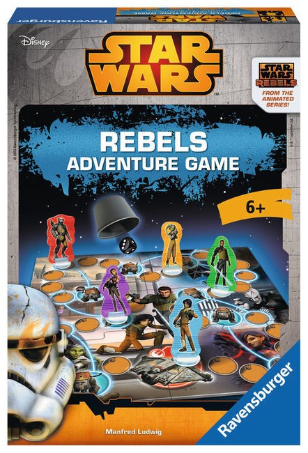 JOC STAR WARS REBELS