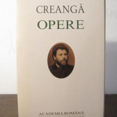 Ion Creanga - Opere - (Academia Romana) Editie de lux