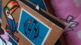 Clasor timbre stare impecabilă (260 timbre)