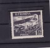 ROMANIA  1954   LP 365  ZIUA  MINERULUI   MNH, Nestampilat