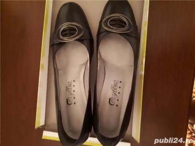 pantofi dama negri foto