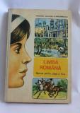 MANUAL LIMBA ROMANA CLASA A6-A 1988 MIHAELA BUTOI GH.CONSTANTINESCU DOBRIDOR, Clasa 6, Didactica si Pedagogica, didactica si pedagogica