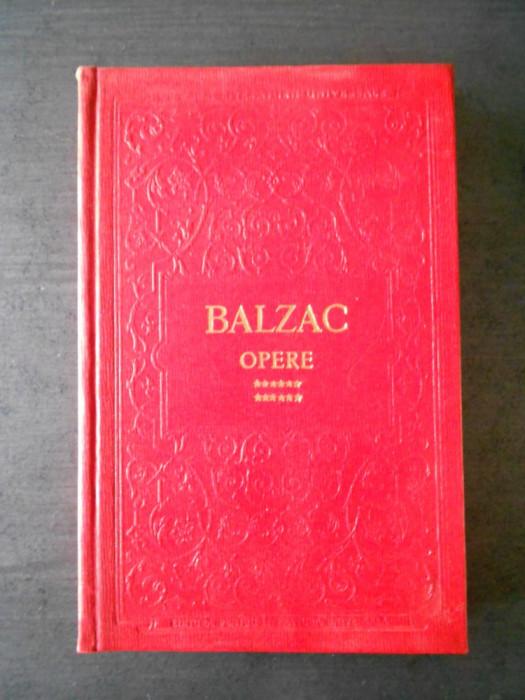 BALZAC - OPERE volumul 12