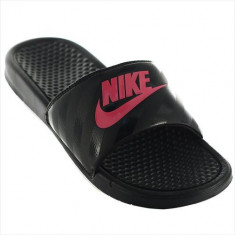 Slapi Femei Nike Wmns Benassi Jdi 343881061, 35.5, 36.5, 38, 39, 40.5, 42, 43, 44.5, Roz