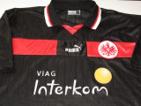TrIcou vechi fotbal - EINTRACHT FRANKFURT (Germania)