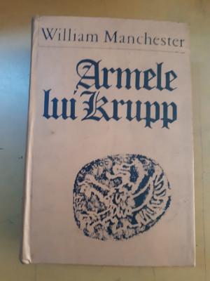 William Manchester, Armele lui Krupp foto