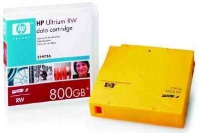 Cartus date HP LTO-3 Ultrium 800GB foto