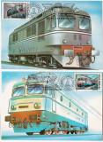 Locomotive ziua ceferistilor 1988 CFR locomotiva maxime, Necirculata, Printata