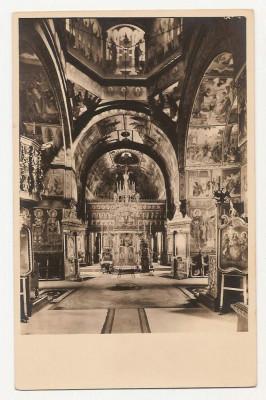 interiorul bisericii Manastirea Caldarusani foto
