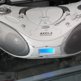 Radio cu cd si mp3 player,card si usb portabil, Majestic