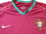 TrIcou NIKE fotbal - PORTUGALIA, L, Din imagine, Nationala