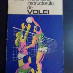 Indrumatorul Instructorului De Volei - Florin Balais ,544001