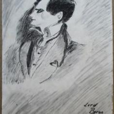 Lord Byron - semnat  Runic
