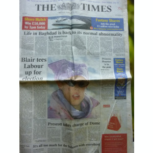 Reviste The Times (3 reviste)