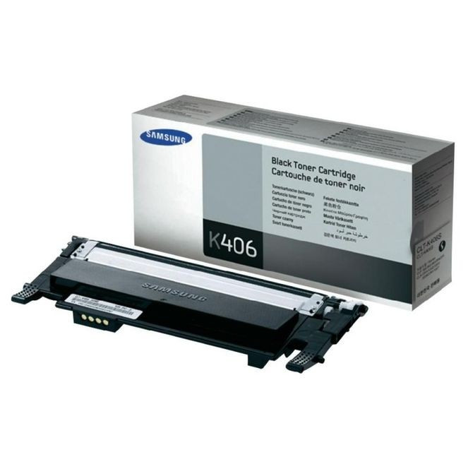 Toner Original pentru Samsung Negru, compatibil CLP-360/365/CLX-3300/3305,...