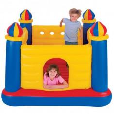 Centru de joaca, Lumi Castel 175 x 175 x 135 cm, frumos colorat, Altele, Unisex, Multicolor