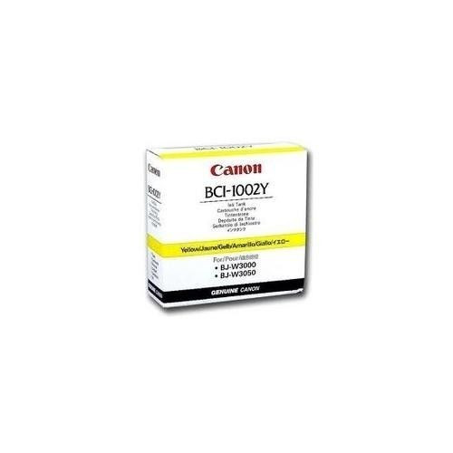 Cartus cerneala Original Canon BCI-1002Y Yellow, compatibil BJW 3000, 42 ml... foto mare
