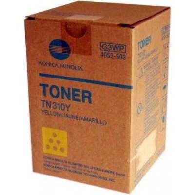 Toner Original pentru Konica-Minolta Yellow TN-310Y, compatibil BizHub... foto