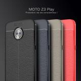 Husa / Bumper Antisoc model PIELE pt Motorola Moto Z3 Play / Z3, Alt model telefon Motorola, Gel TPU